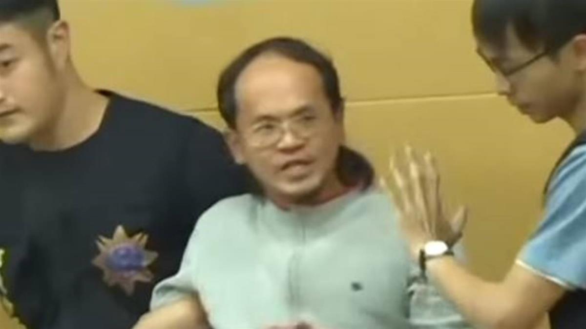 李明彥持鋼筋毆勞動局長 北院羈押庭審理中