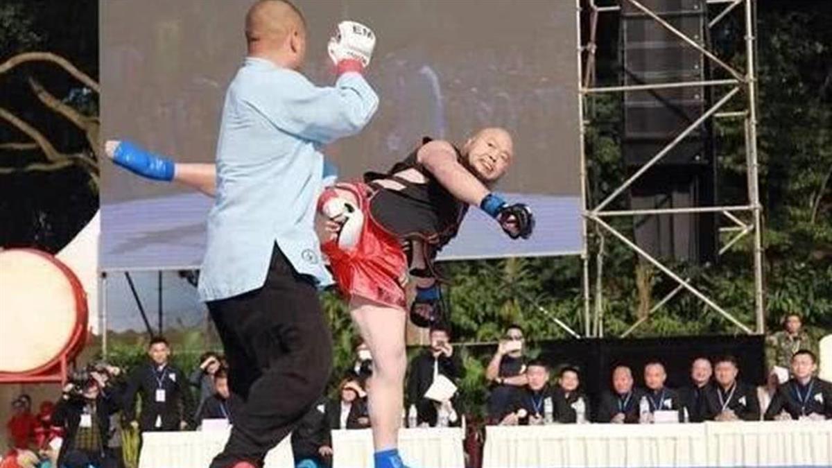 再吞敗仗!太極傳人「慘中127拳」 痛哭:不適合打鬥