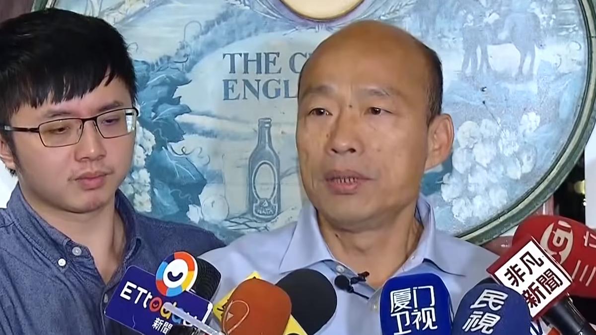 韓國瑜北漂青年座談 拚經濟助年輕人返家