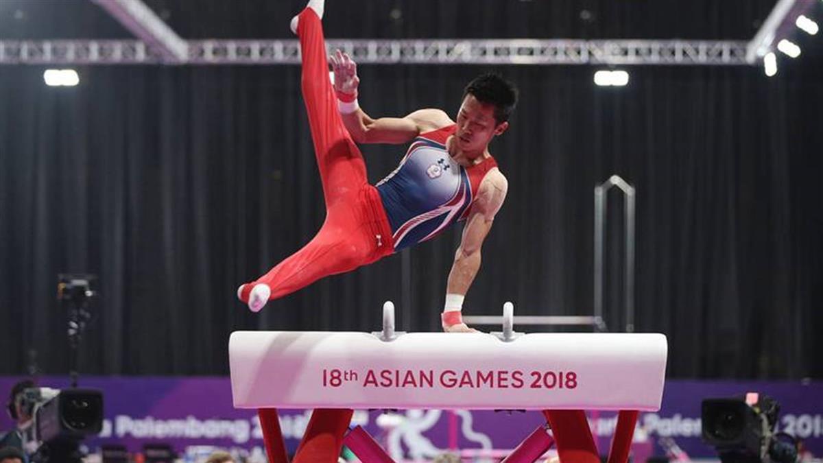 台史上第2人!體操世錦賽李智凱鞍馬摘銅