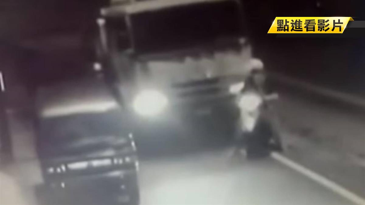車主肉身擋車遭輾 偷車賊重判14年半