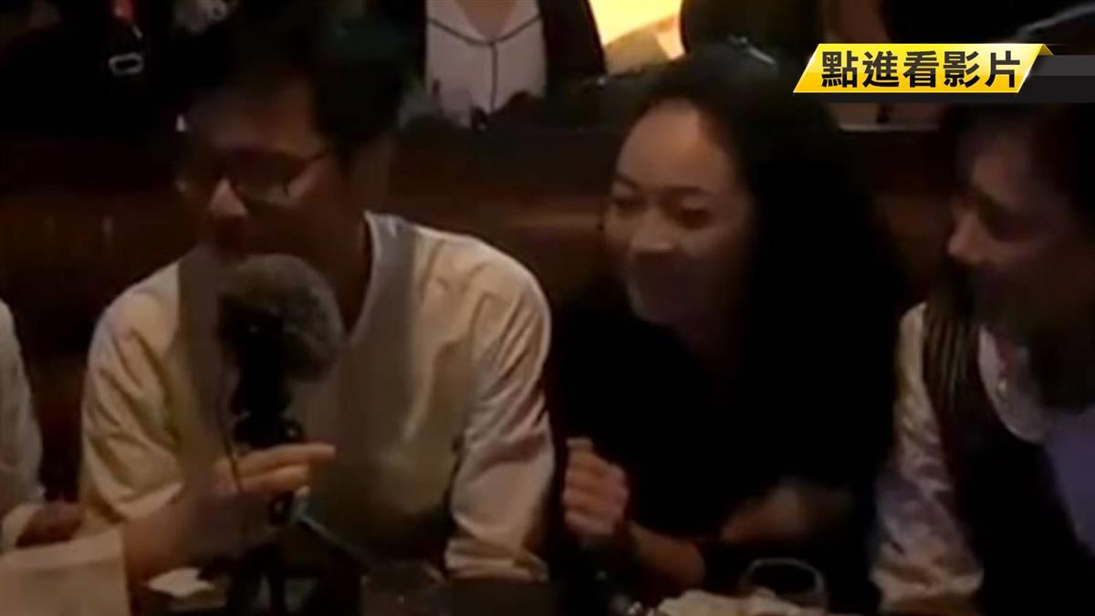 音樂餐廳老闆挺陳發聲 名作家酸韓:4個月神蹟