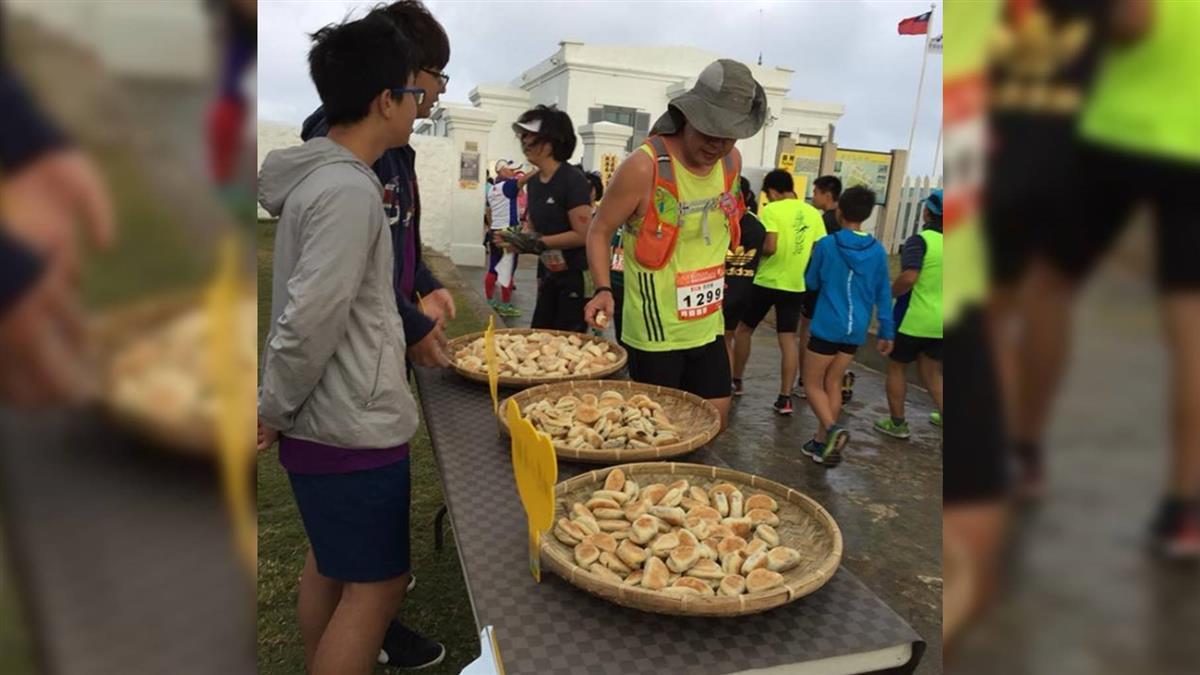 菊島跨海馬拉松賽 千餘選手邊跑邊享美食