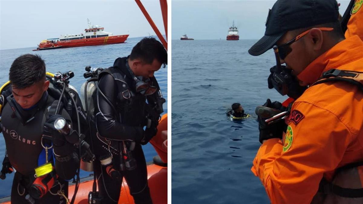 獅航多數罹難者未尋獲 印尼延長搜索3天
