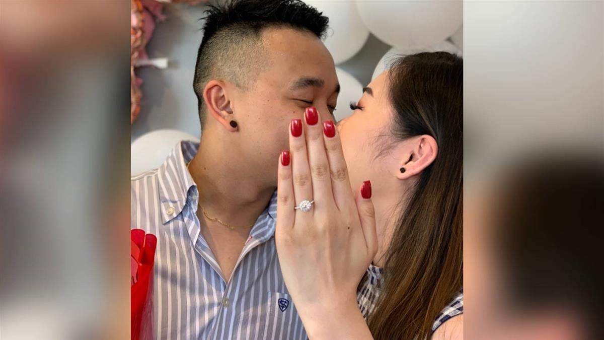 表姊被求婚…她卻大曬鑽戒 背後真相網笑慘