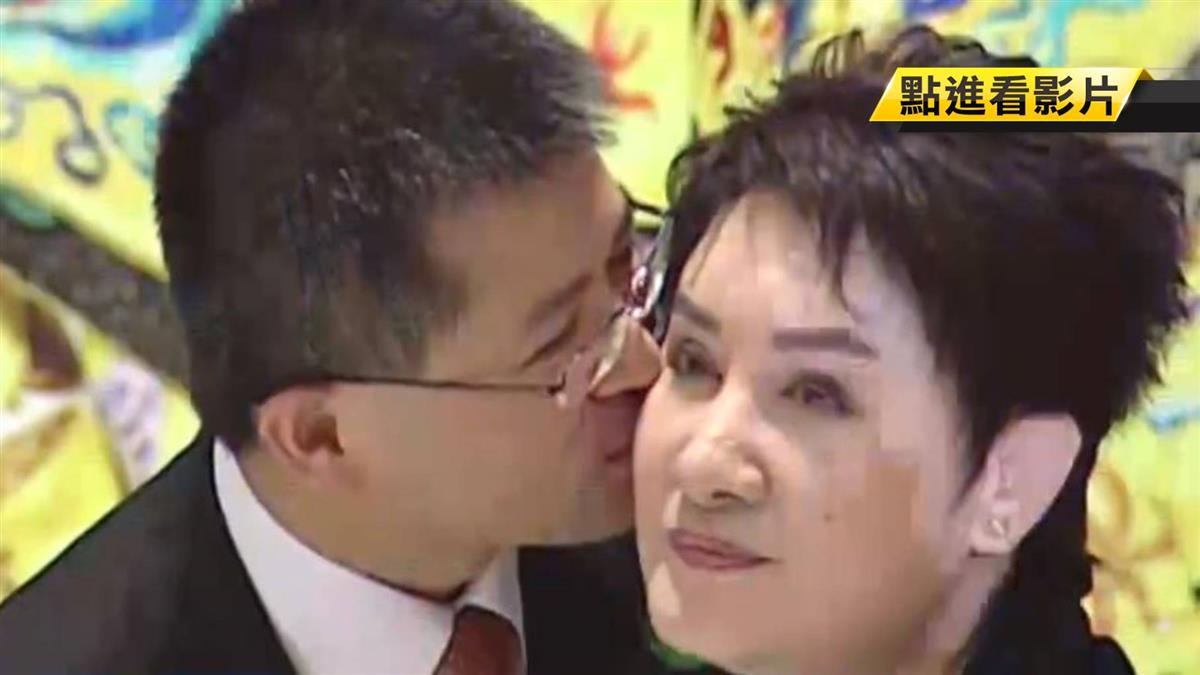 國寶楊麗花結婚35年 夫洪文棟病逝享壽80歲