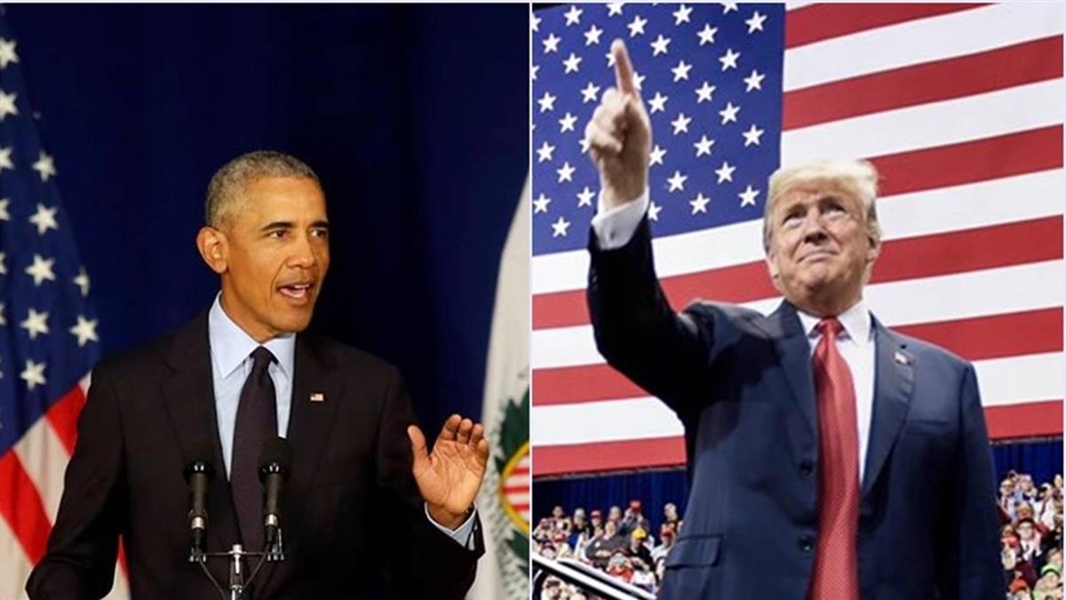 期中選舉進入倒數 川普歐巴馬催票隔空交鋒