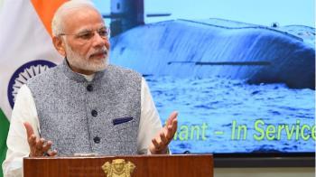 印度自製可帶核彈頭核潛艦 完成首次威懾巡航
