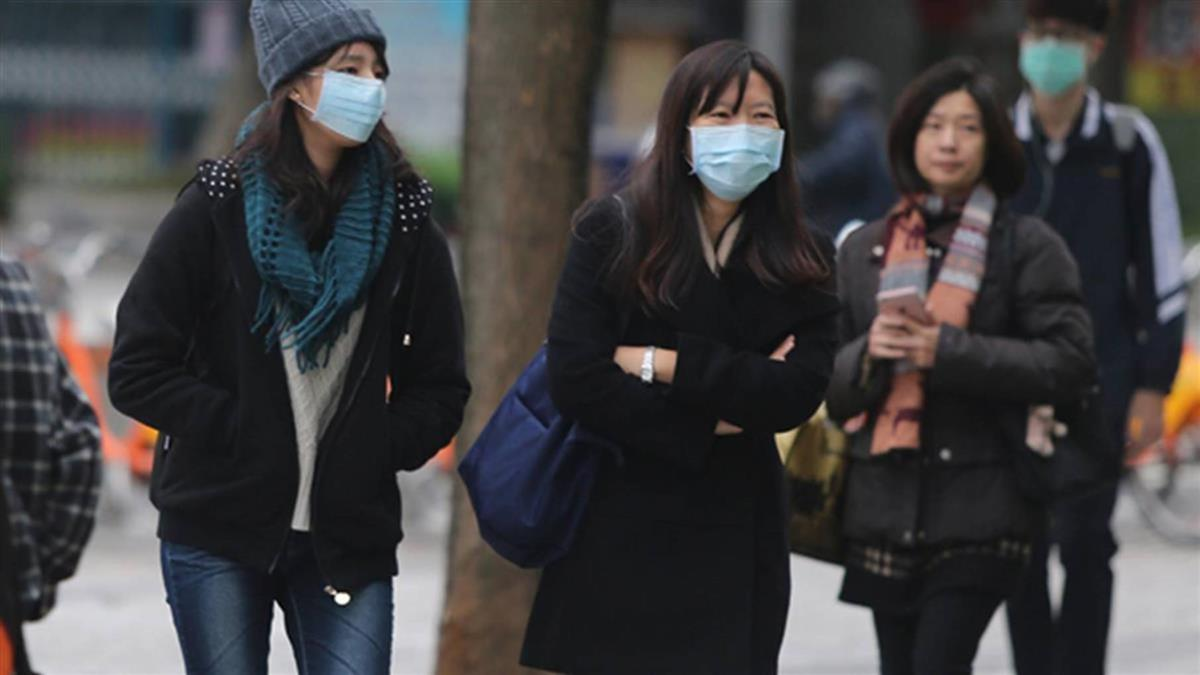 擴散條件差 高屏地區空氣品質恐紅害