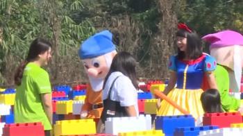 「童話主題」嘉年華 車商辦活動增親子互動