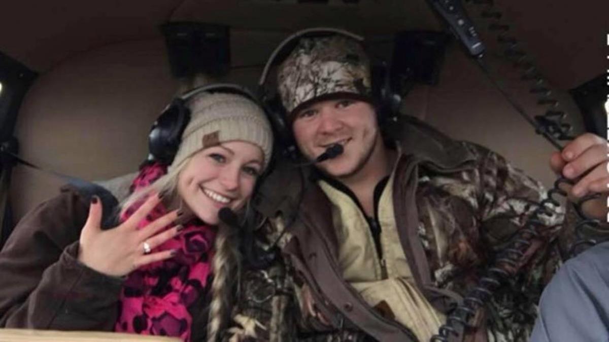結婚1小時變喪禮!夫妻搭直升機蜜月墜機雙亡