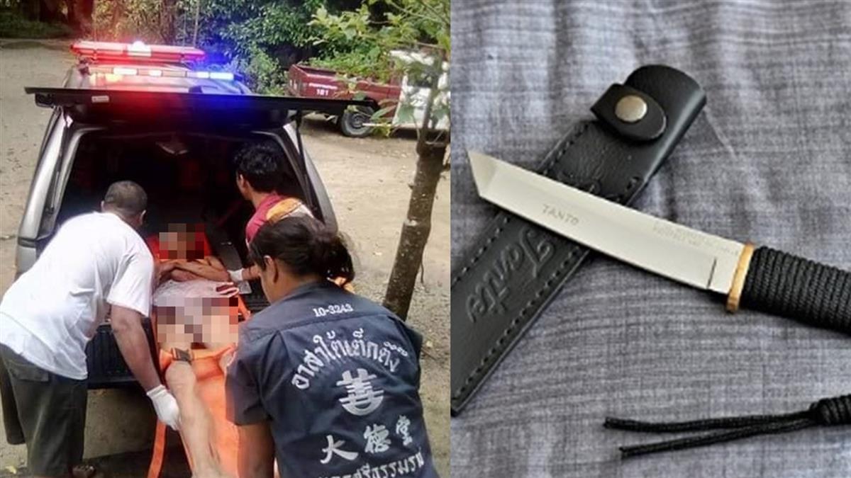 傻!告白7-11店員遭拒 殺人犯絕望揮刀「切GG」