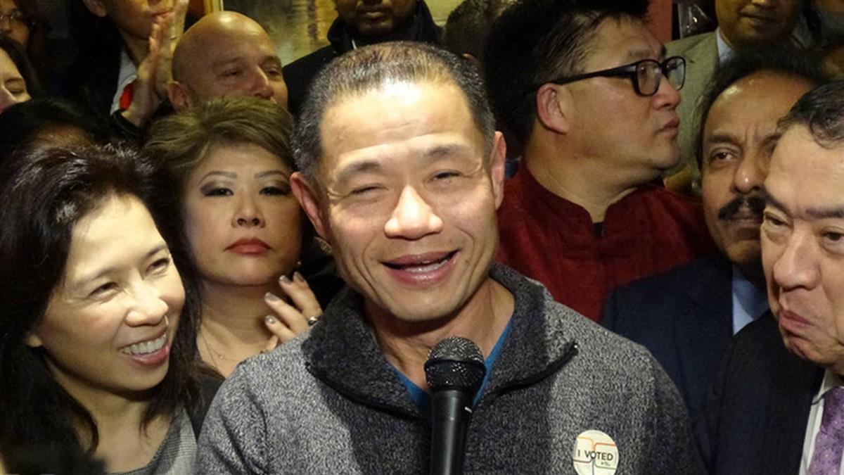紐約台裔選將3席全上  劉醇逸勝利創紀錄