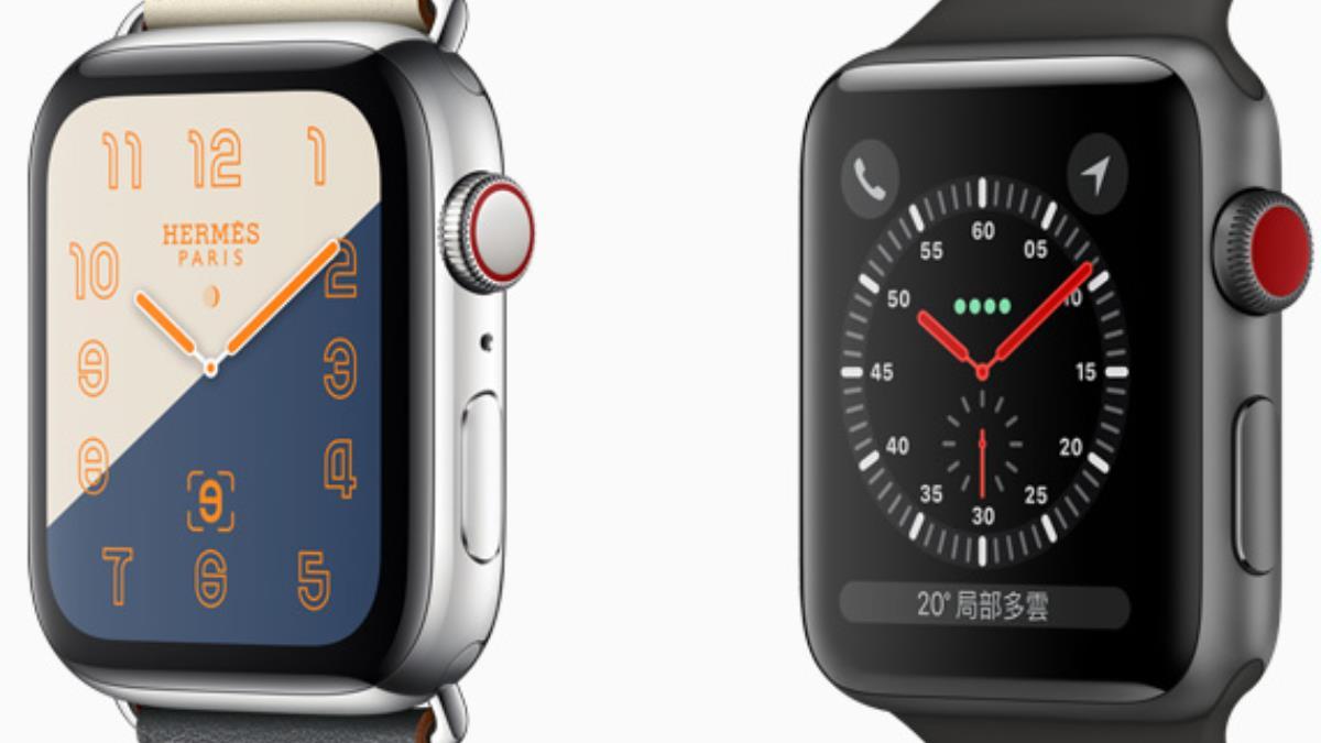 Apple Watch S4智慧錶來台了!2大隱藏功能曝光