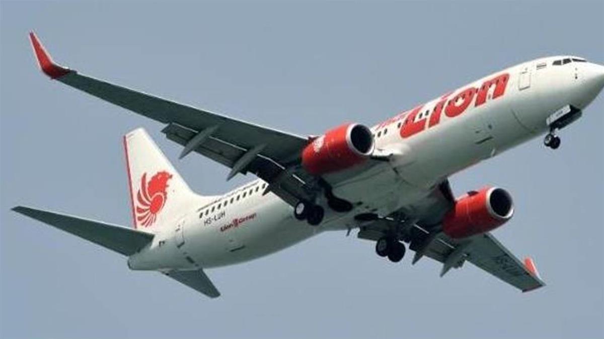 印尼獅航再傳意外 客機機翼撞燈柱
