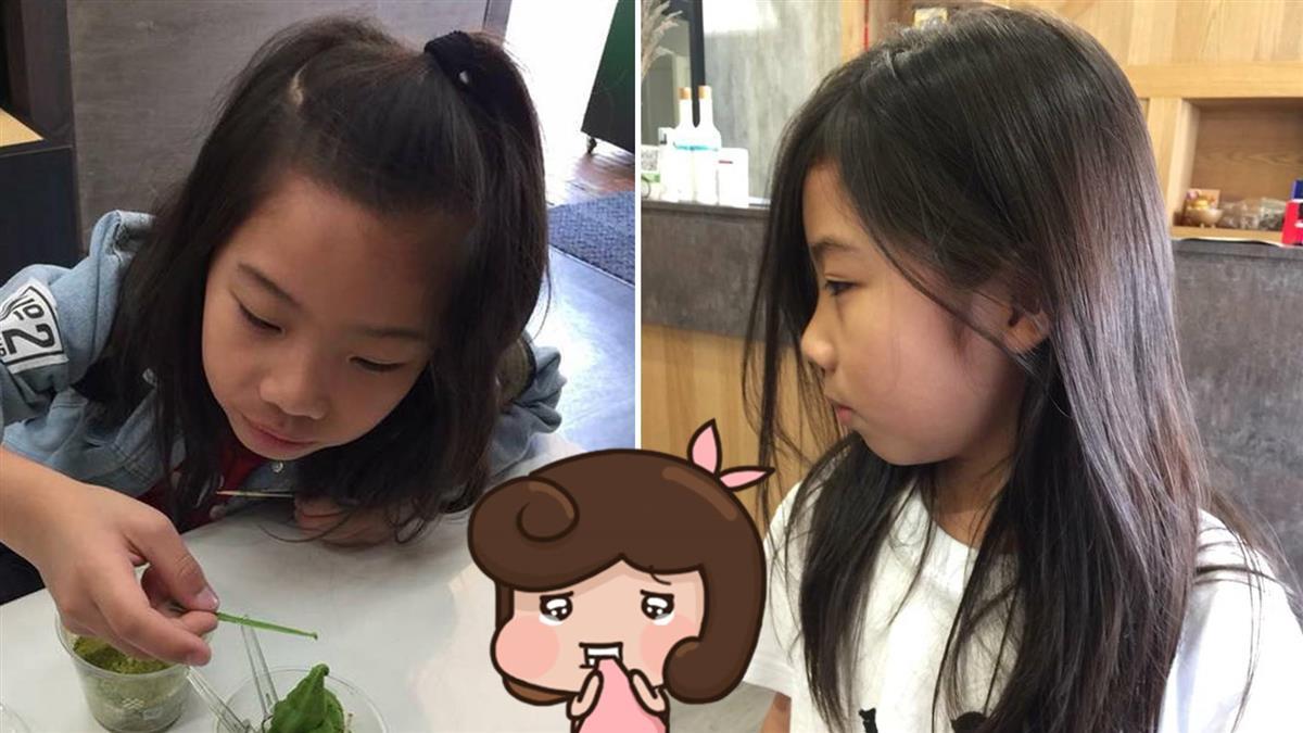 遭恥笑丟東西!8歲男童留長髮「背後原因」逼哭網友