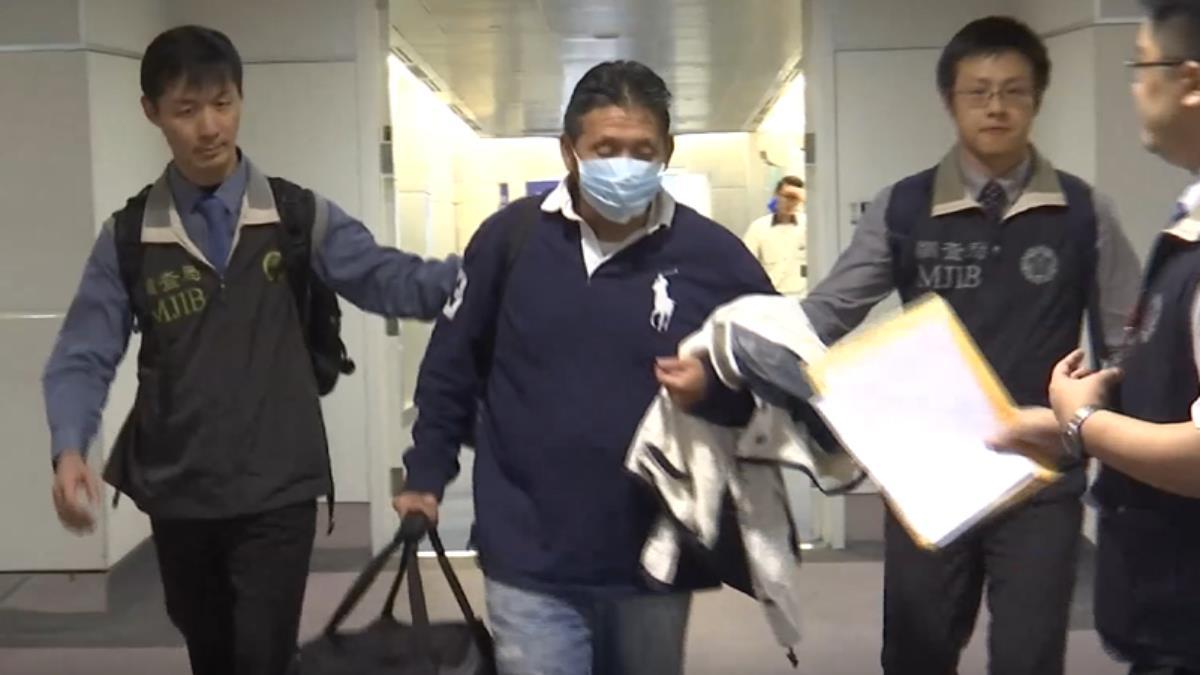 男涉詐騙12億逃美國 押解回台獲5萬交保