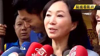 韓國瑜妻李佳芬首掃街 菜籃族嗨翻