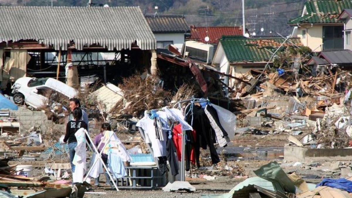 「弟弟還活著!」男311地震失蹤7年半 被鷹眼警找到了