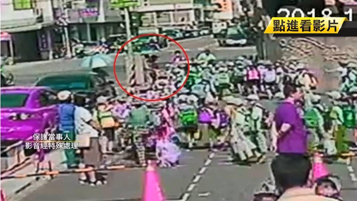 「你爸出車禍了!」 放學撐傘婦企圖帶走小二男童
