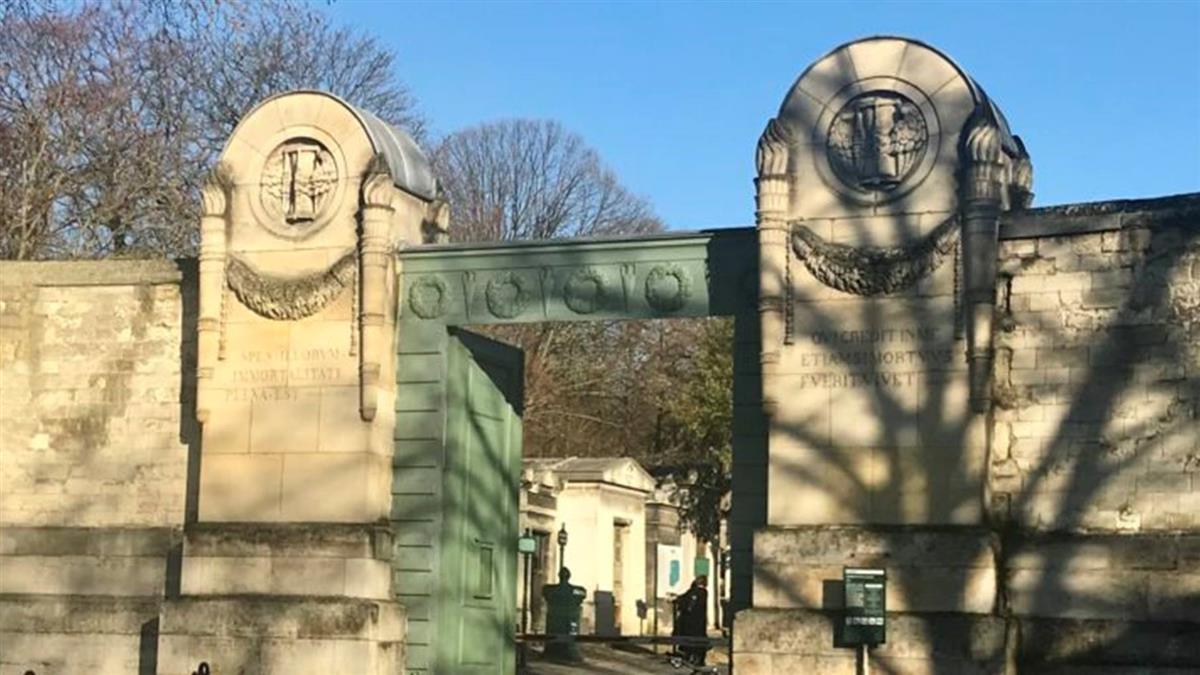 一戰結束百年 巴黎設首座戰死軍人紀念碑