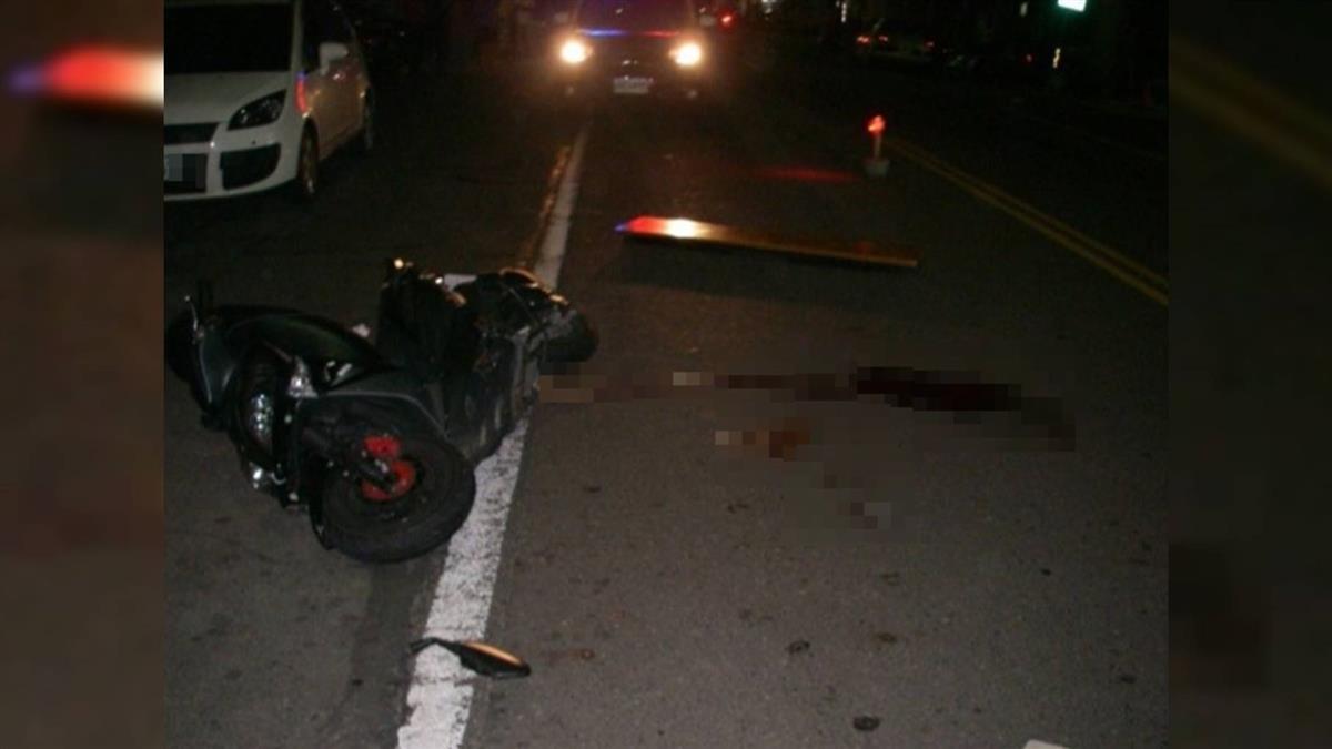 競選總部成立前晚 高市里長候選人路邊被撞死