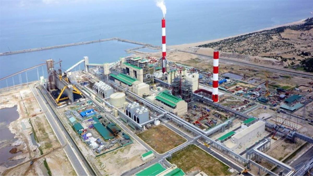 台塑越南河靜鋼廠董座:最快明年評估建3號爐