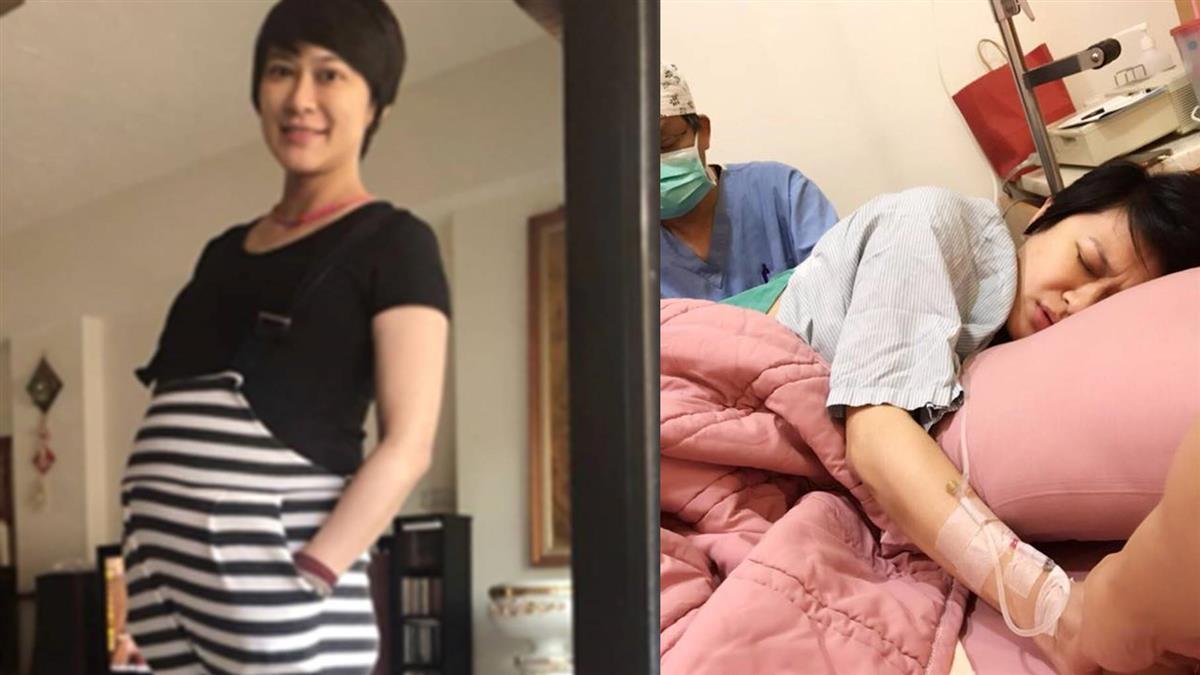 黑道千金喪母悲痛3天 腹中女兒意外提前2週報到