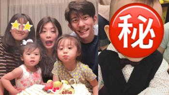 不只3個女兒! 43歲賈靜雯、修杰楷首度曝光「有兒子」