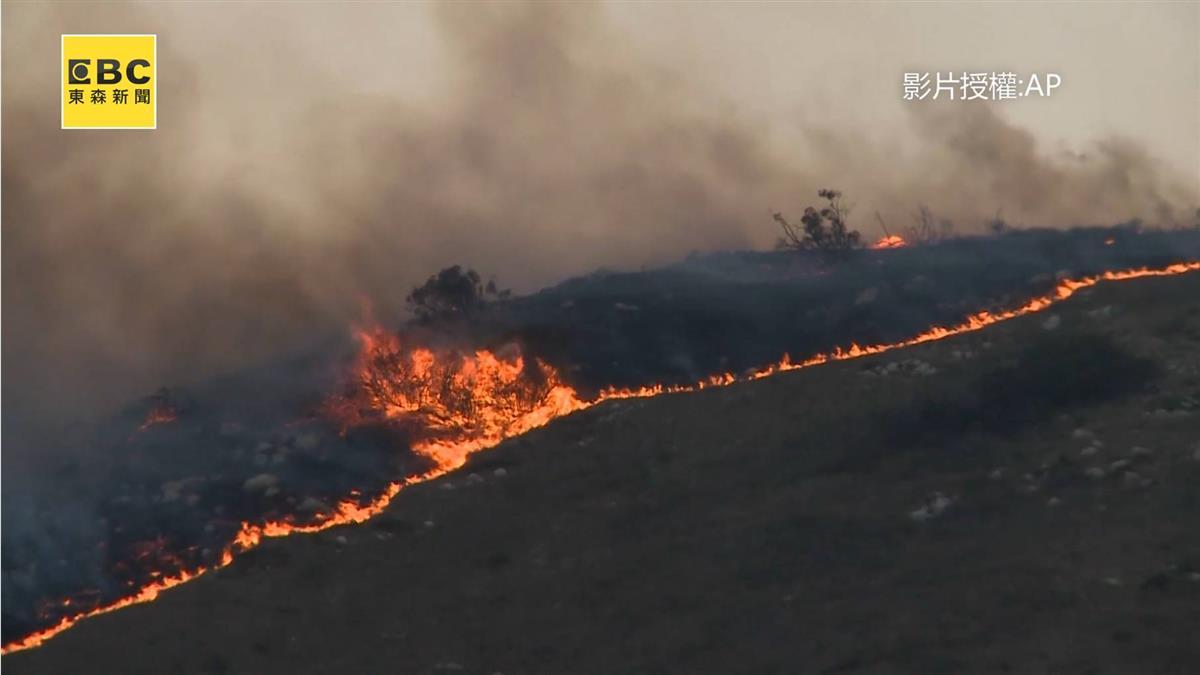 加州大火雙頭燒釀31死 川普「怠忽職守說」惹爭議