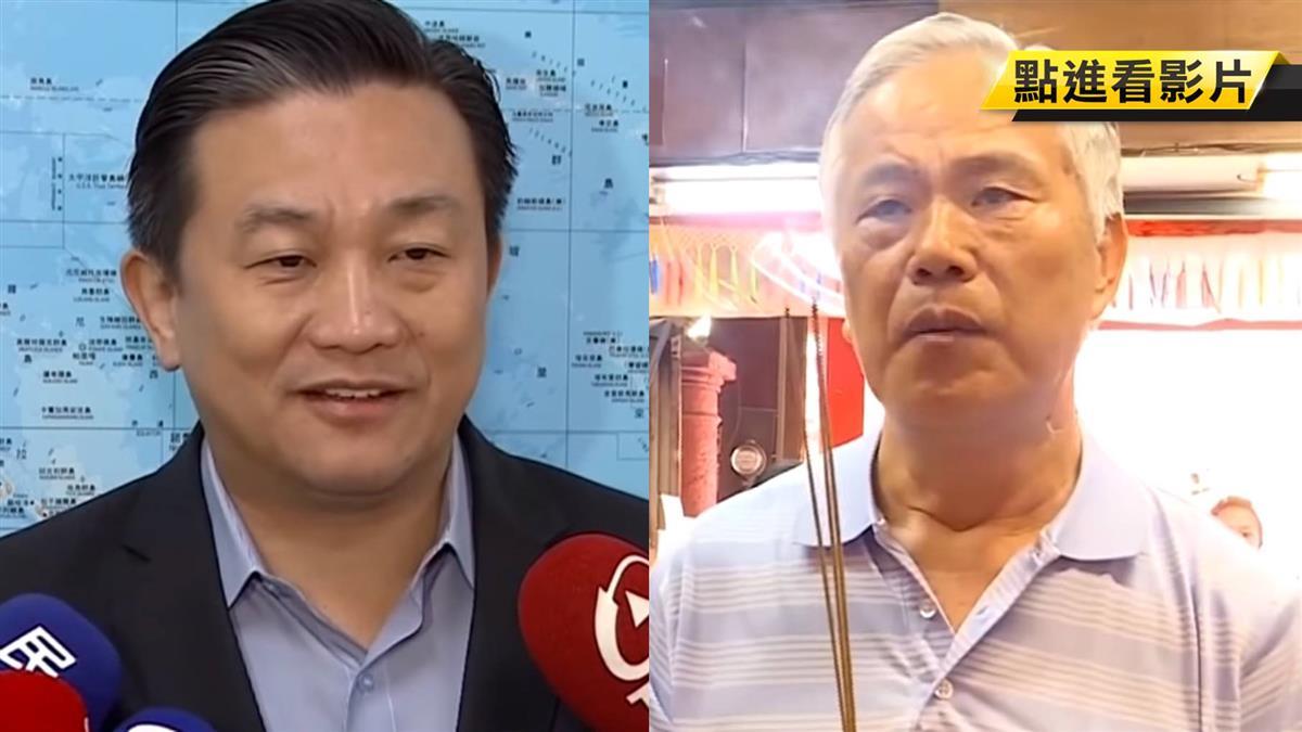 假身分聲援?立委王定宇PO文諷「臨演團」