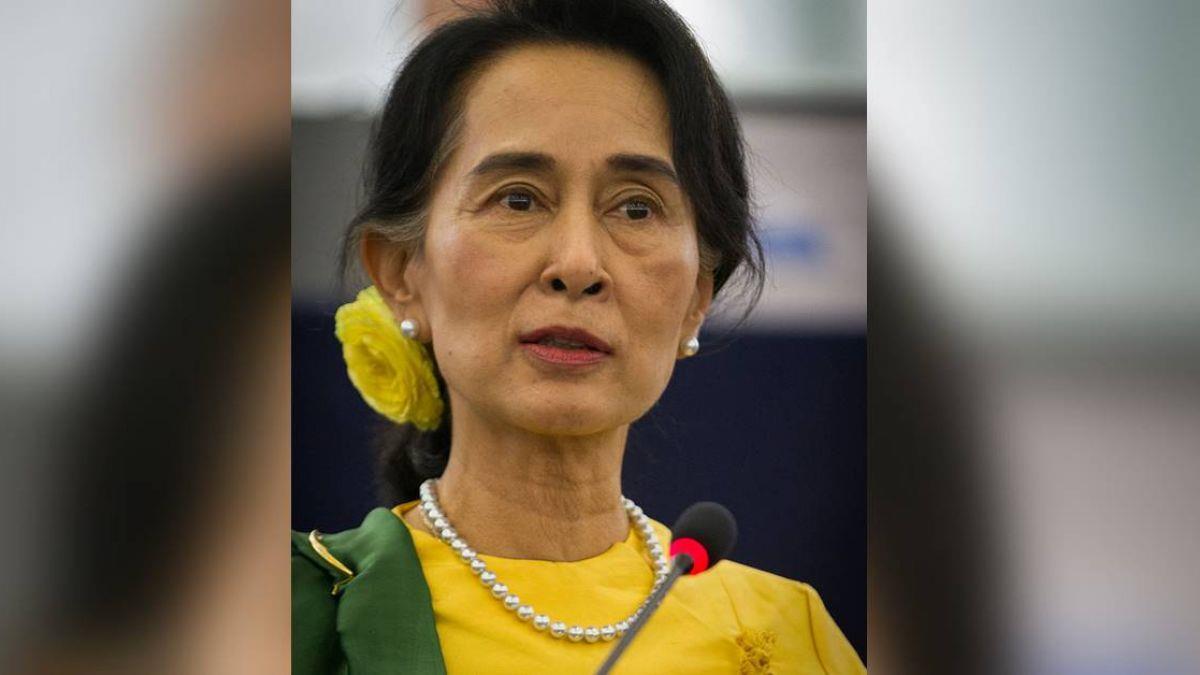 收回良心大使獎 國際特赦組織對翁山蘇姬表失望