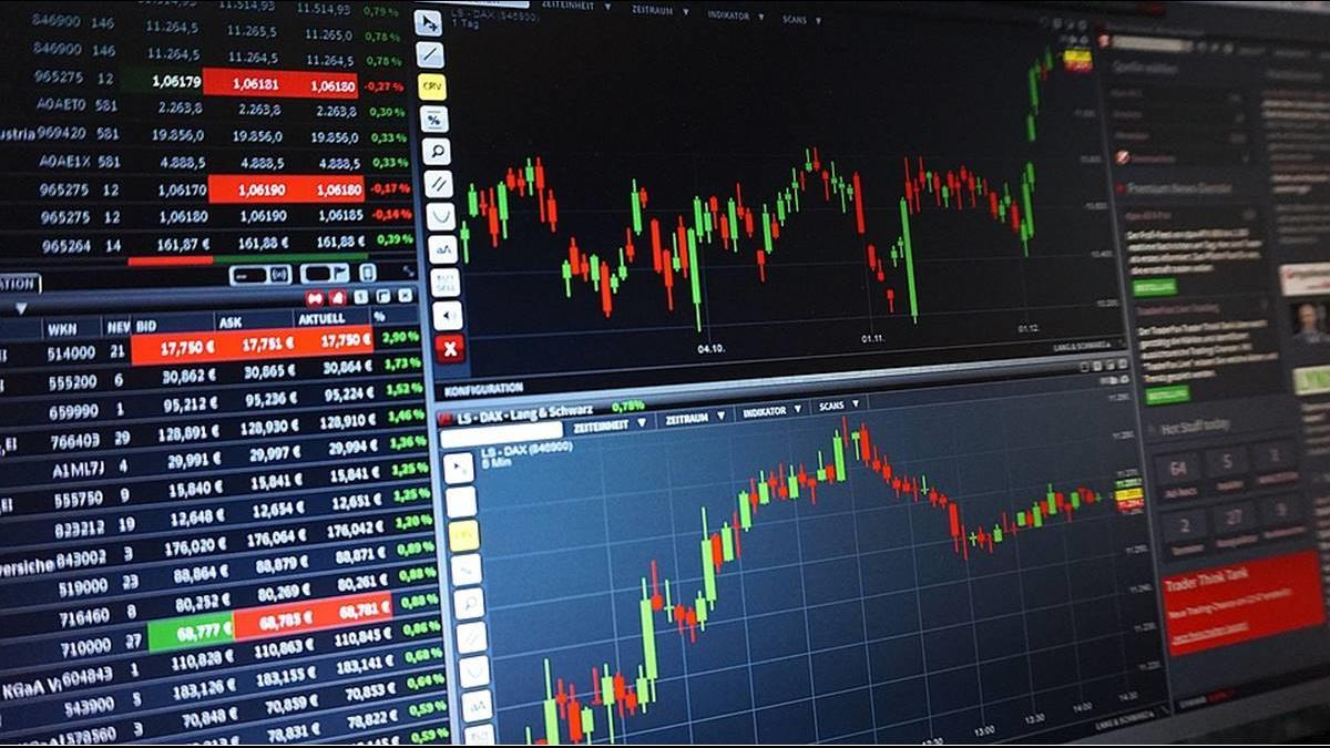 美股大跌 分析師:台股短期震盪難免