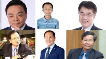 台南市長電視政見發表 黃偉哲大創案成攻防焦點