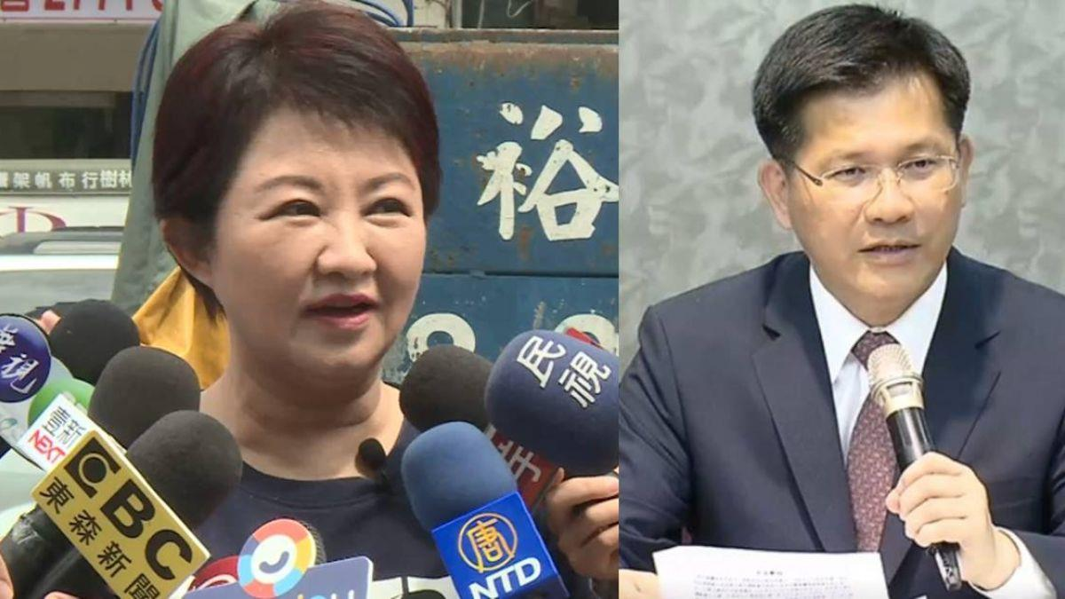 政見辯論會 林佳龍準備4年盧秀燕平常心