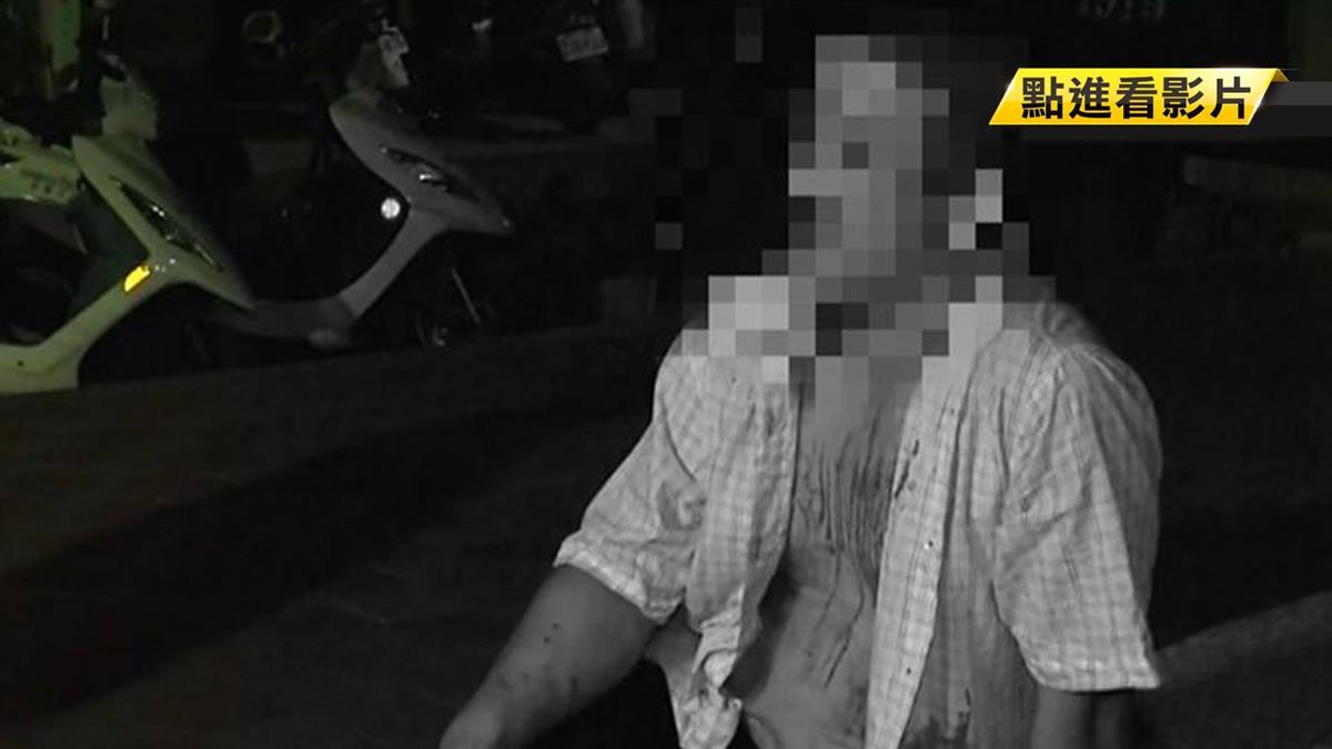 不滿挑釁丟木板 少年7打1暴頭酒醉男