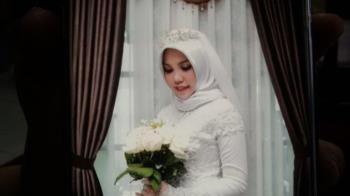 未婚夫獅航空難喪生 印尼女婚紗剩獨照