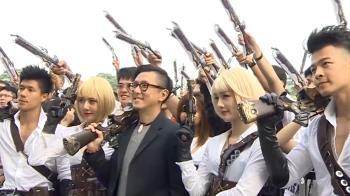 知名手遊推新角色 首創白日煙火秀炒熱氣氛