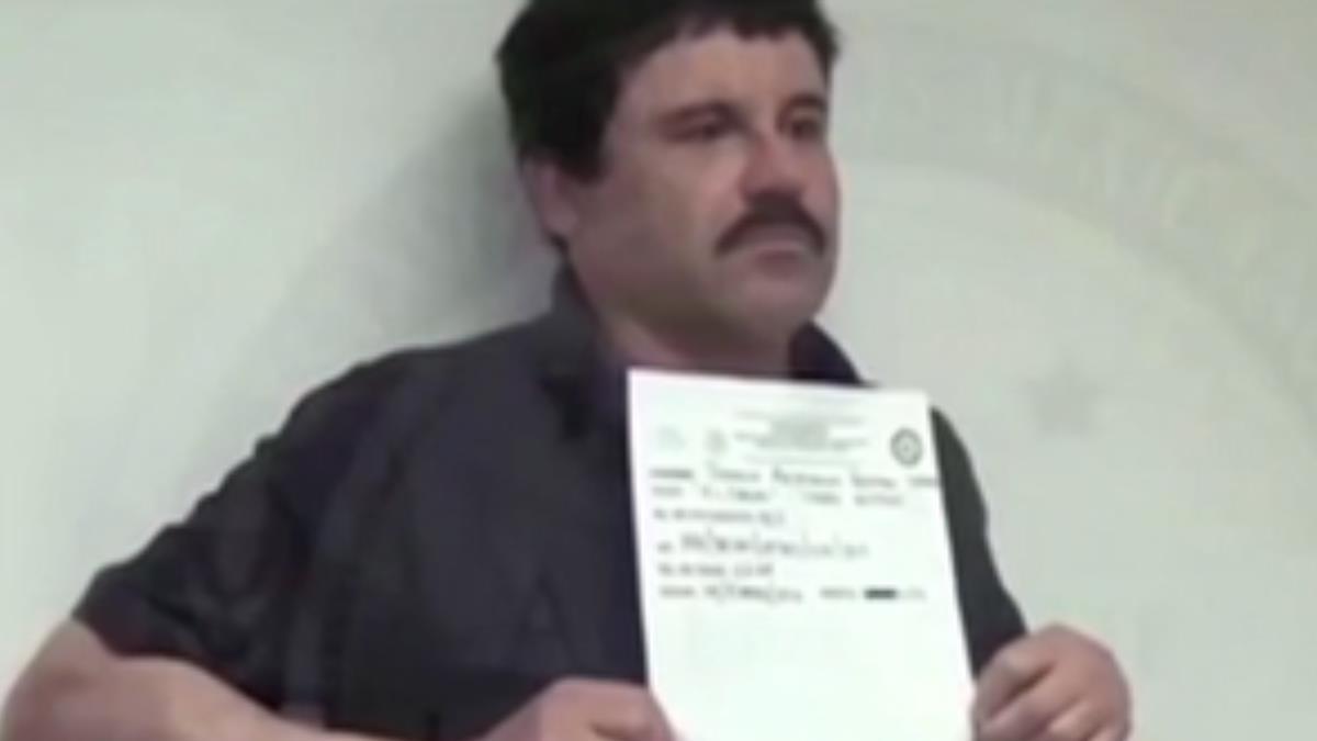 墨西哥大毒梟美國受審 錯全賴給在逃小弟