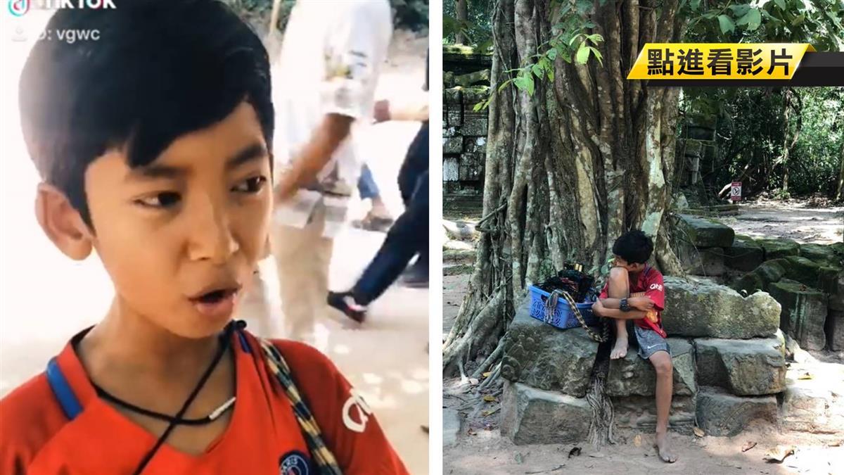 柬埔寨神童會15種語言!有望赴北京站上舞台成歌手