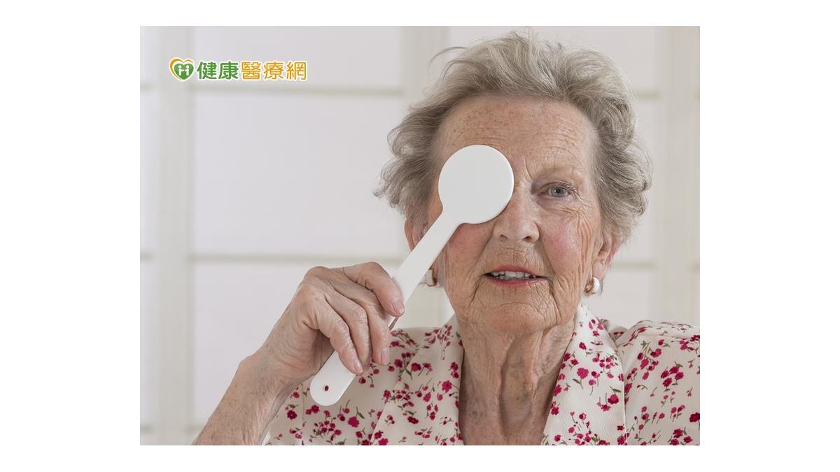 婦常漏看字 竟是腦中風影響視力