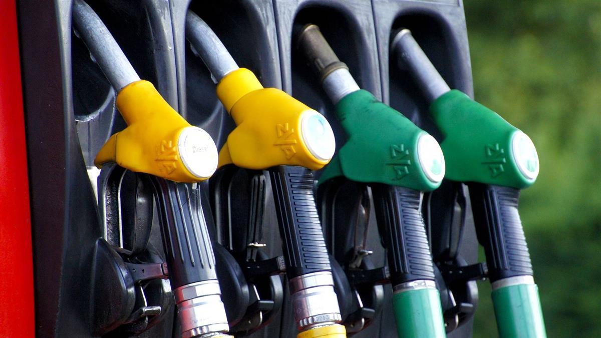 油價連5降!95無鉛將重回2字頭