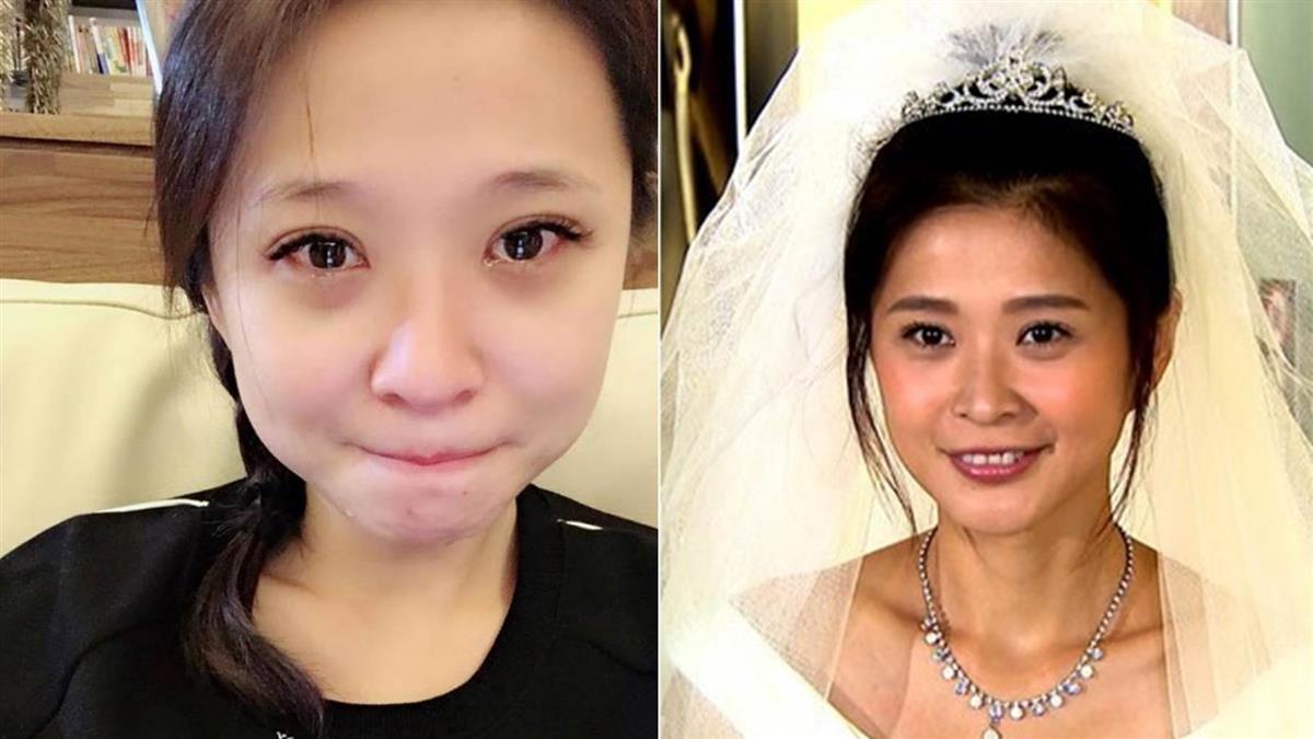 搶先趙駿亞!36歲李燕無預警曬婚紗照 給粉絲大驚喜