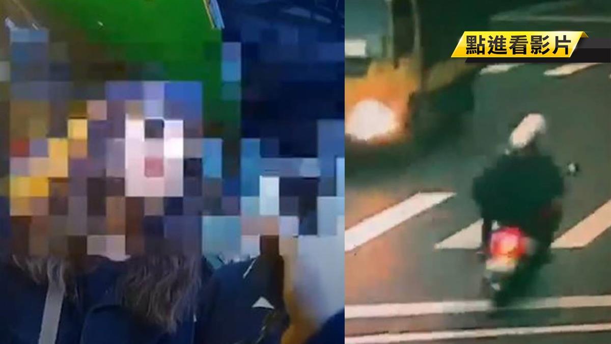 醉女騎電動機車被逮 警:牛車、馬車都算!