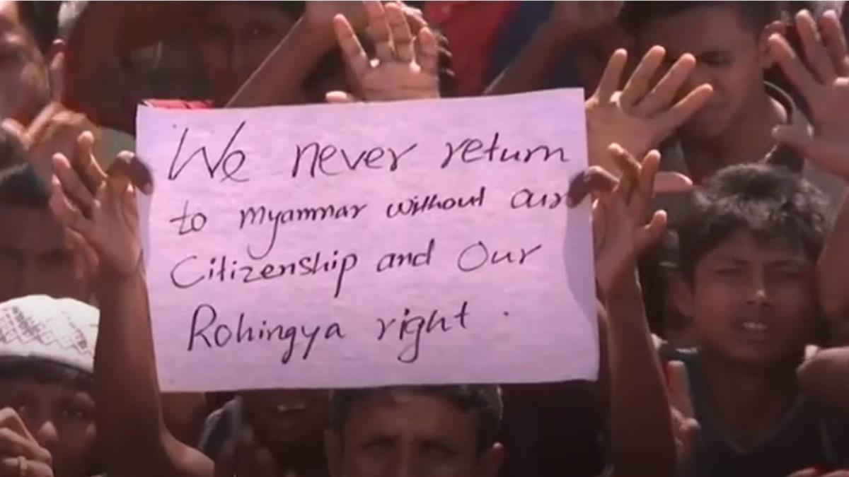 洛興雅人拒絕返回緬甸 孟加拉遣送計畫再受質疑