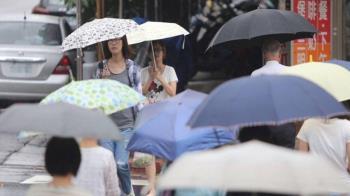 今起變天!鋒面通過水氣增加 北台灣轉濕涼