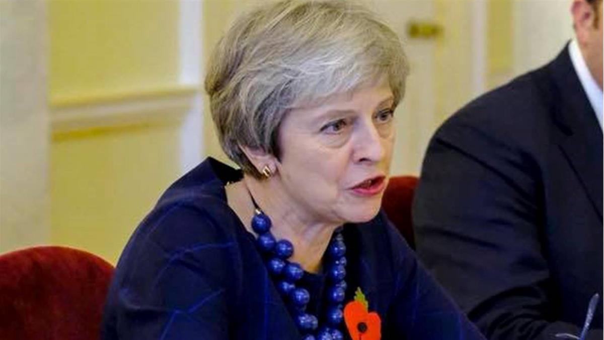 英國歐盟達成脫歐協議  法媒:苦難未結束