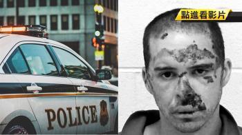 密錄器影像曝光!美警強悍執法逮殺人犯 目擊民眾驚呆