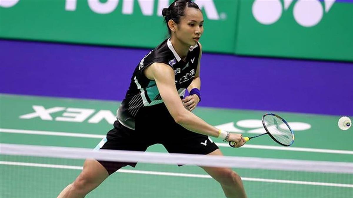 香港羽球賽 戴資穎進入女單4強