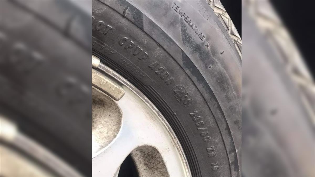 輪胎用18年不換!駕駛:我都開慢慢的 網崩潰尋車號